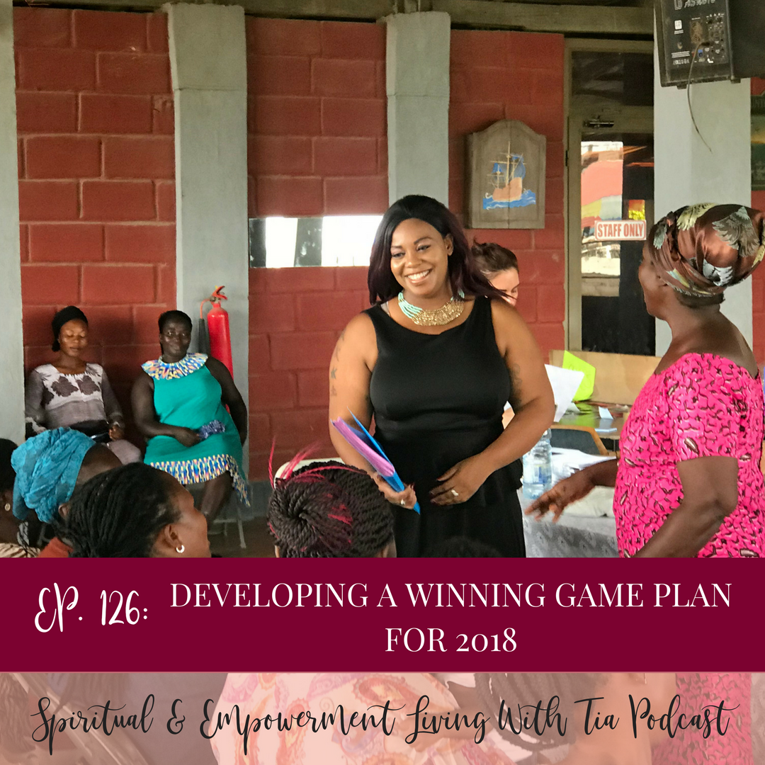 Develop Winning Game Plan for 2018